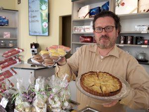 Markus Frömmel für die Café-Konditorei froemmel's in zweiter Generation