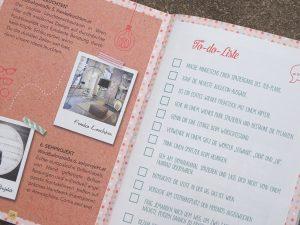 Der 7er Plan enthält eine To-do-Liste zum Abhaken - für Wien-TouristInnen und solche, die es noch werden wollen.