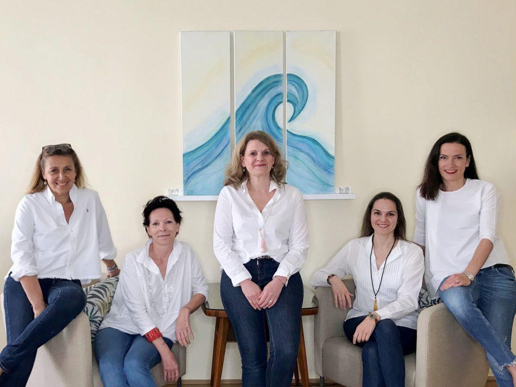 Das Team des Praxiszentrums TUDIRGUT in der Kenyongasse 20 berät und stärkt Frauen und Männer in verschiedenen Lebensbereichen.