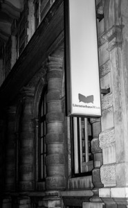 Literaturhaus aussen