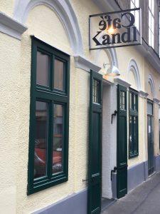 Café Kandl Aussenansicht
