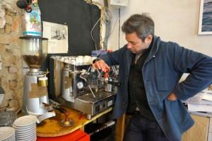 Der Kaffee bei WauWau Pfeffermühlen
