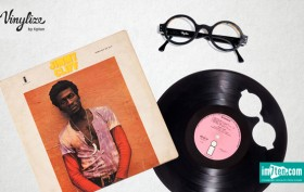 Sehprojekt Vinylize Brille