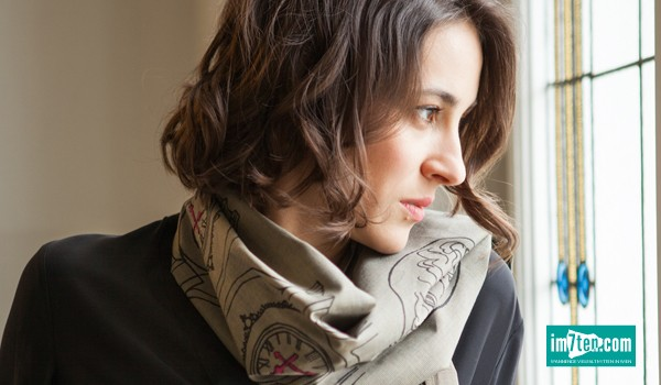 7er Schal