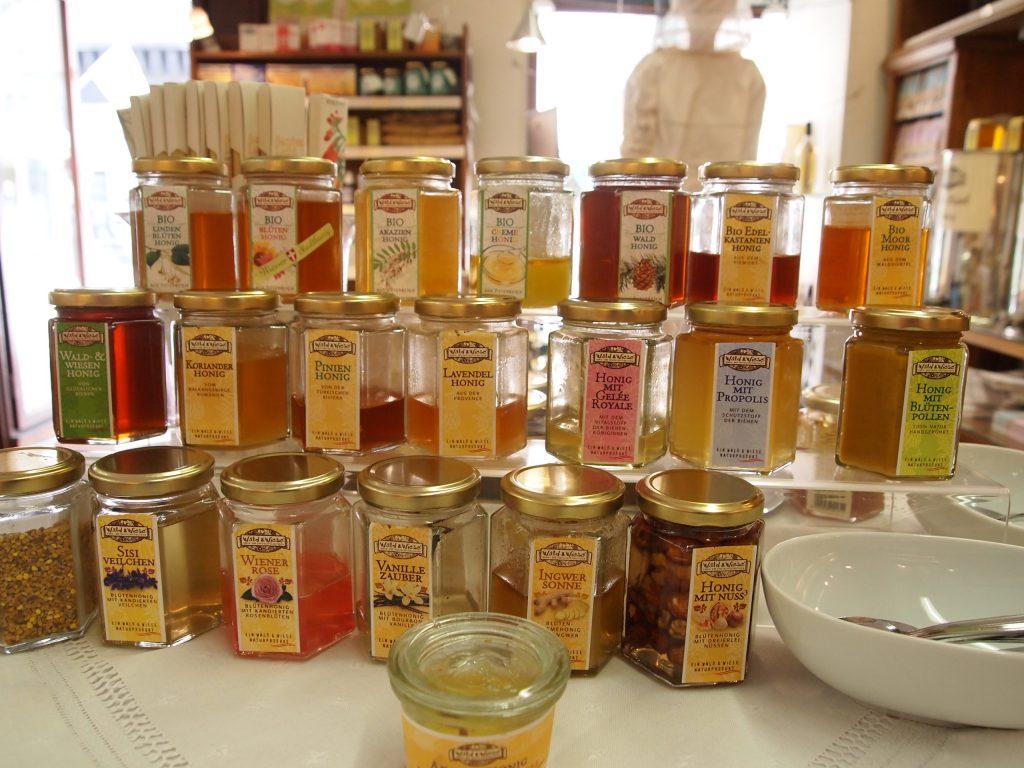 Honigverkostung