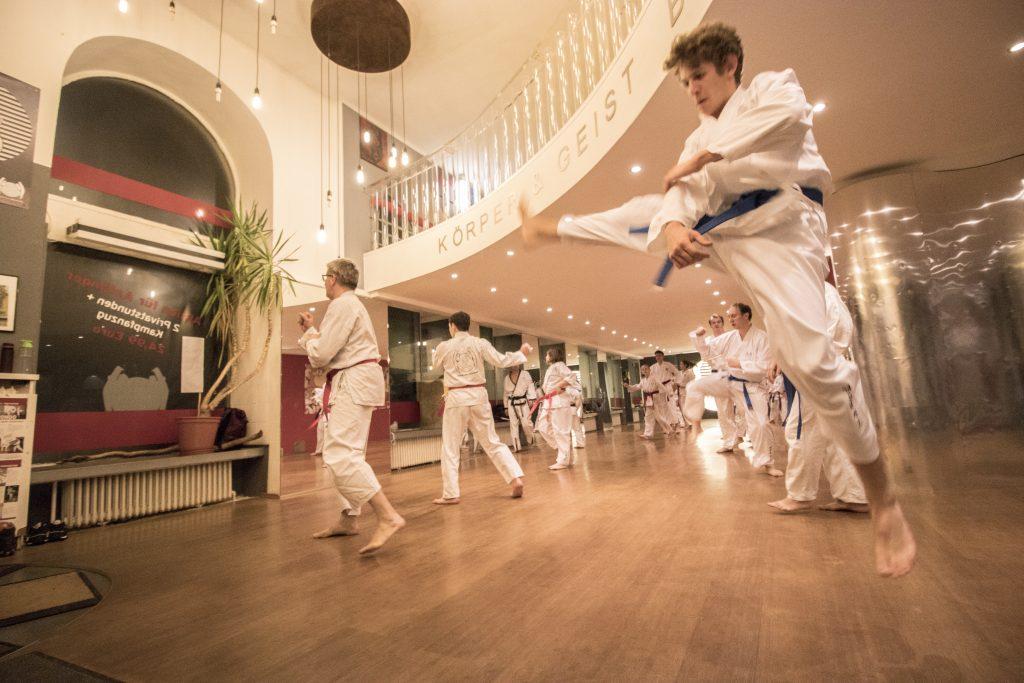 taekwondo training wien neubau 1070