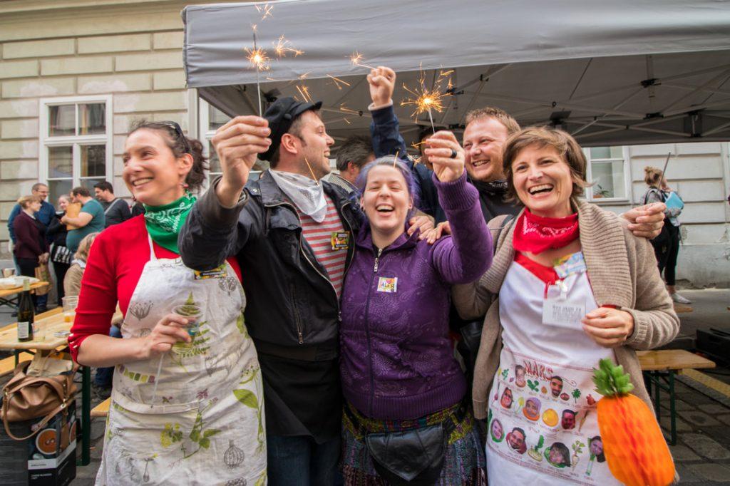 Die Sieger 2018 Kochadelics