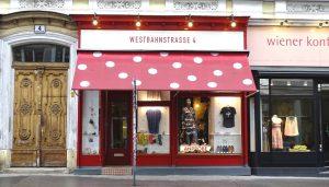 Westbahnstrasse vier, Herzilein, Christian Romauch, Gertraud Buxhofer