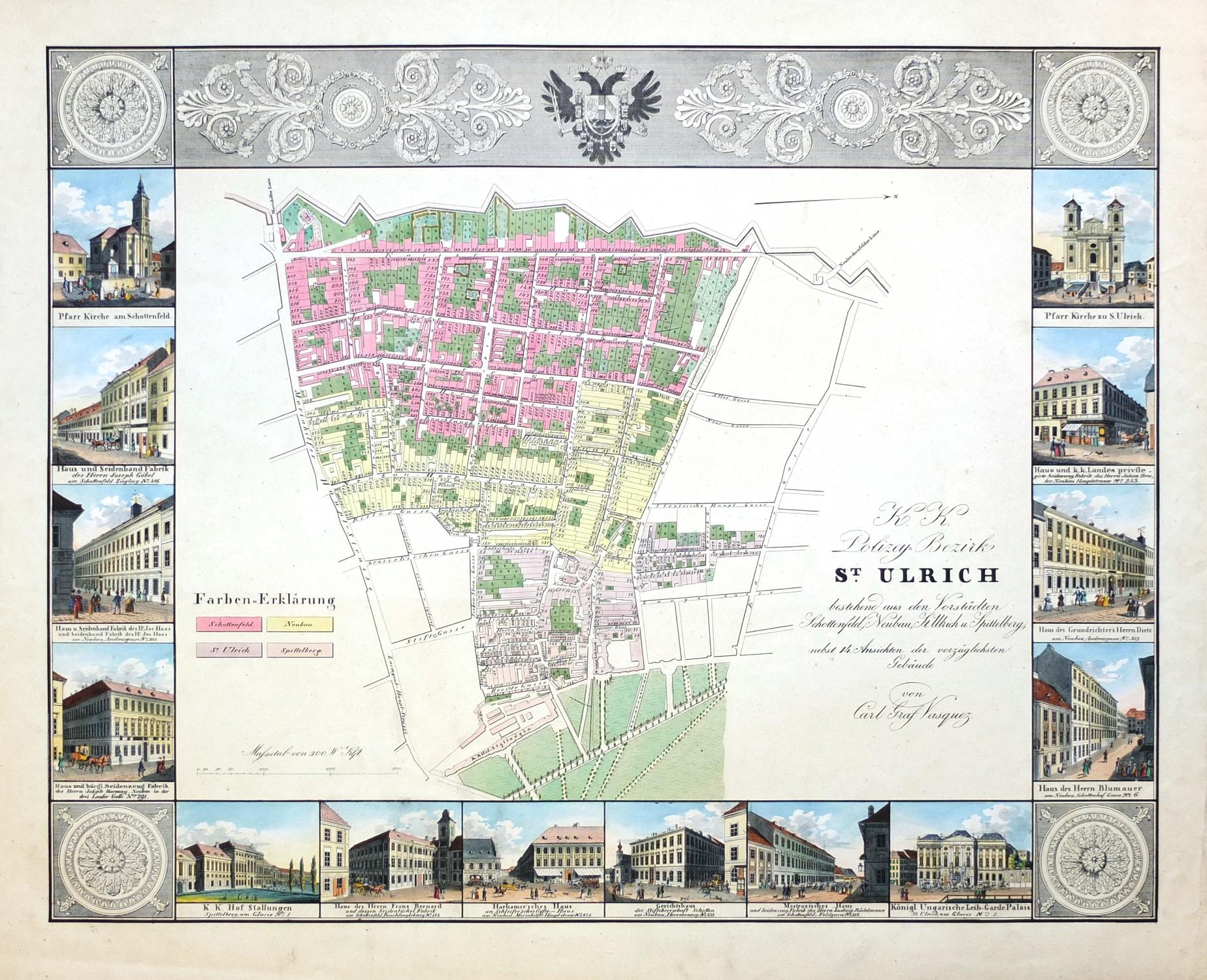 Vasquez Stadtansicht am Neubau