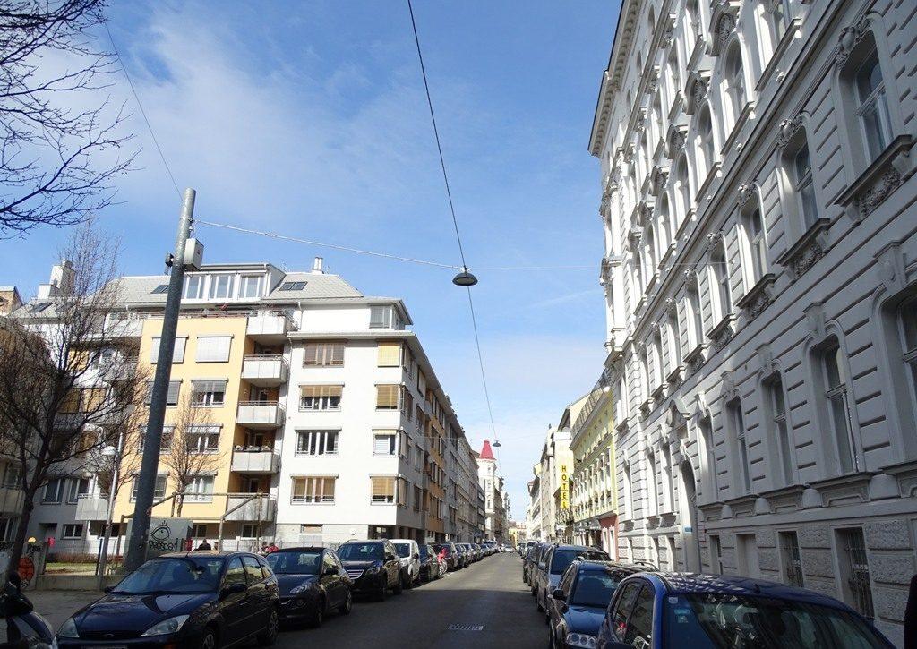 Bandgasse in Wien Neubau
