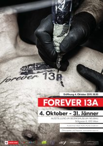 Plakat Forever 13A