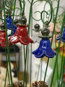 Handgemachte Keramikblumen in Wien kaufen: NaturoTheke