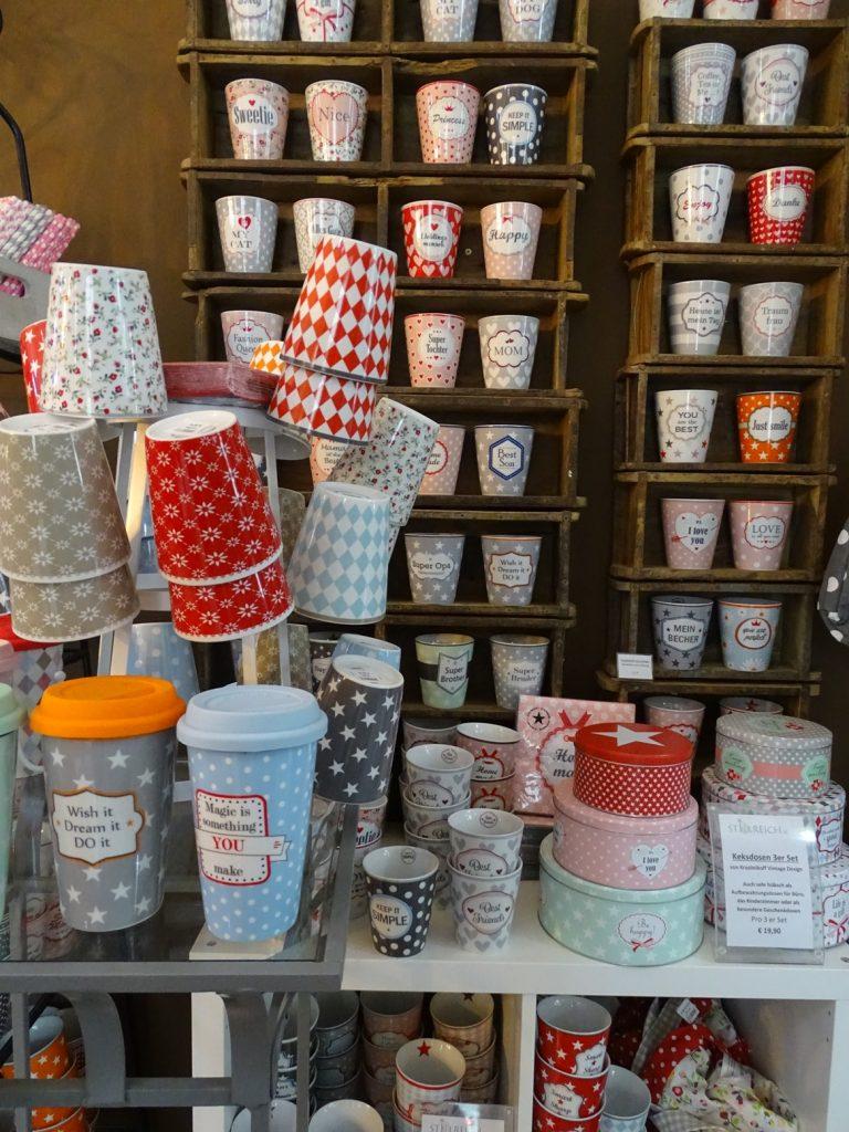 Tassenliebe: Sti(e)lreich in der Kaiserstraße 90 verkauft wunderschöne Tumbler aus Keramik