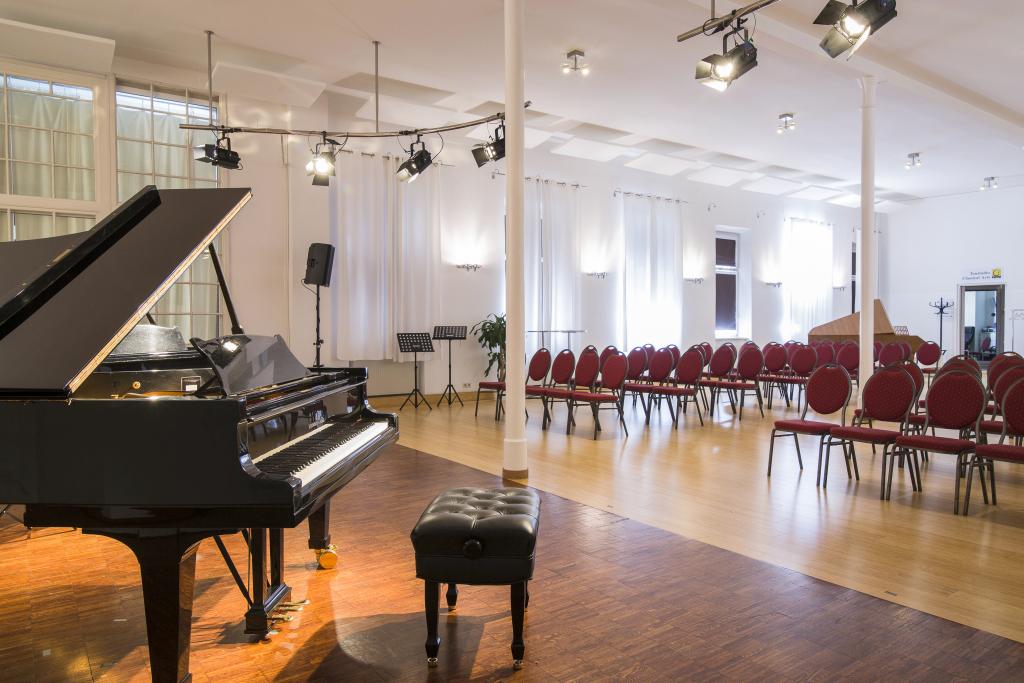 Kaisersaal in der Klaviergalerie