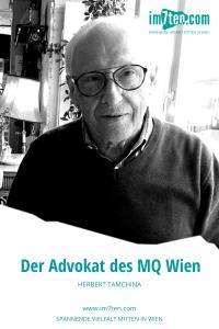 Der Advokat vom MQ Wien