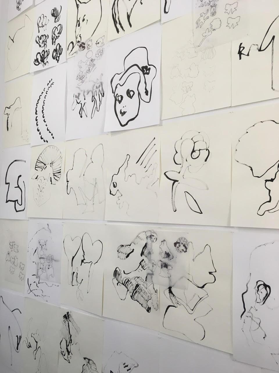 Plan D zeigt Kunst, die vorwiegend während des Corona-Lockdowns entstand