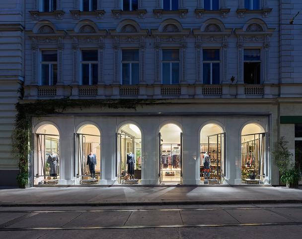 Domus Vivendi Concept Store in der Westbahnstraße 5a